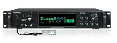 HB3502URBT Bluetooth Digital Amplifier with AM/FM Tuner and Recording