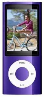 iPod nano 8 GB Purple (5th Generation)