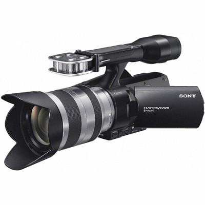 NEX-VG20H Full HD Interchangeable Lens Handycam Cam. w/ 18-200mm - OPEN BOX