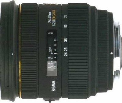 24-70mm F2.8 IF EX DG HSM Lens for Canon EOS