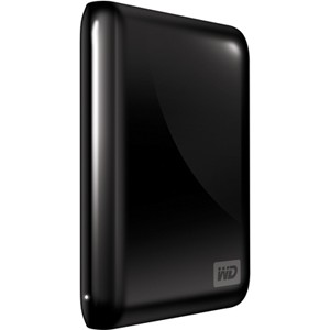 My Passport Essential 500GB USB 3.0/2.0 Portable Hard Drive Black