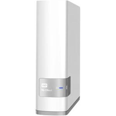 8TB My Cloud Personal NAS - WDBCTL0080HWT-NESN