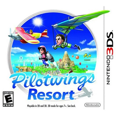 Pilotwings Resort for 3DS
