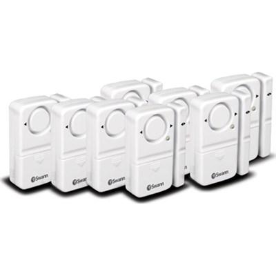 Magnetic Window/Door Alarm 8 Pack - OPEN BOX