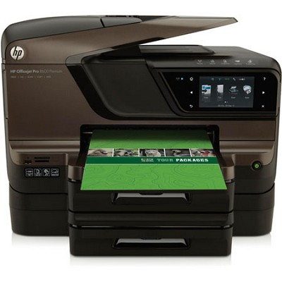 Officejet Pro 8600 Premium e-All-in-One Wireless Color Printer - OPEN BOX