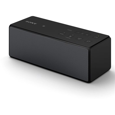SRS-X3/BLK Portable Bluetooth Speaker (Black) - OPEN BOX