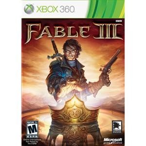 FABLE III For XBOX 360