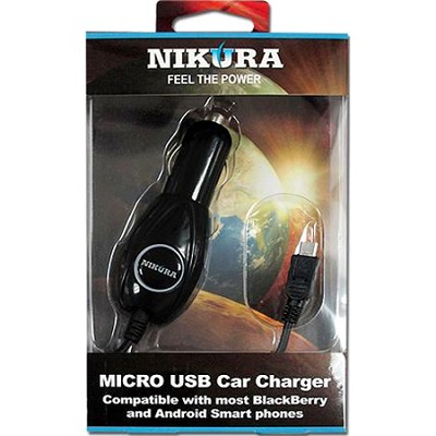 Car Charger for Blackberry & Androids