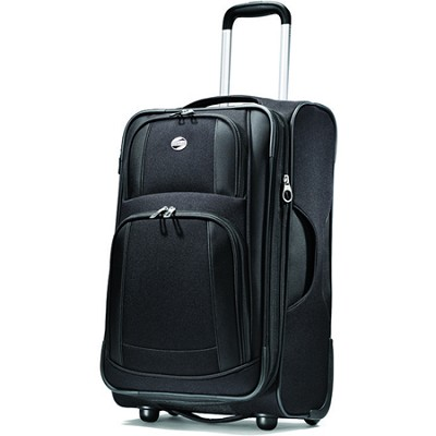 iLite Supreme 29` Inch Upright Suitcase ( Black)