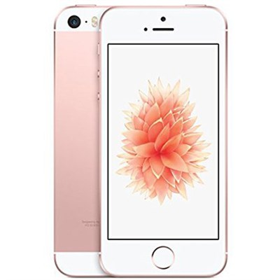 iPhone SE, Rose Gold, 32GB, Unlocked Carrier - Refurbished - IPHSEGD32U