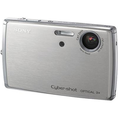 Cyber-shot DSC-T33 Digital Camera - Silver