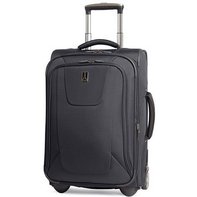 Maxlite3 22` Carry-on Black Expandable Rollaboard Luggage