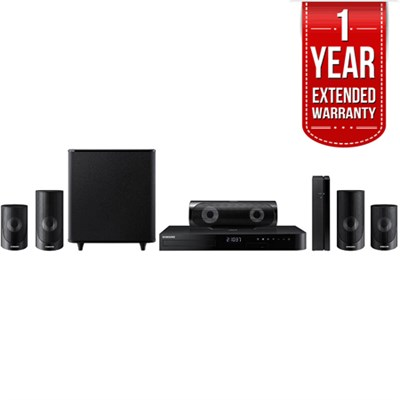 5.1ch 1000W 3D Blu-ray Home Theater System B.tooth  w/ Extended Warranty