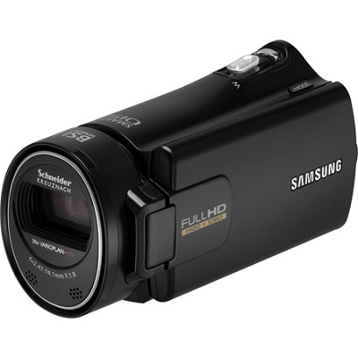 HMX-H300BN HD Camcorder with 30x Zoom (Black)