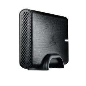 Prestige 500 GB USB 2.0 Desktop External Hard Drive 34929 (Gray)
