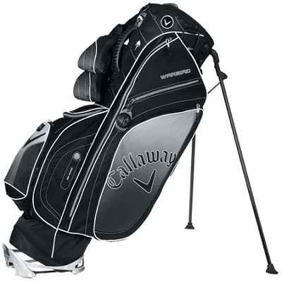 Warbird Xtreme 5111014 Carrying Case for Golf - Black / Black