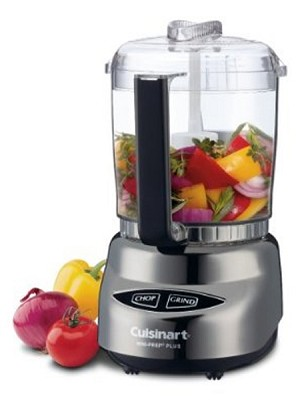 Mini Prep Plus Food Processor (Black Chrome)