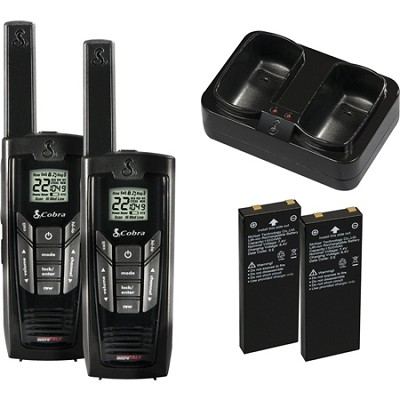 CXR925 Micro Talk 35-Mile 22-Channel FRS/GMRS Two-Way Radio