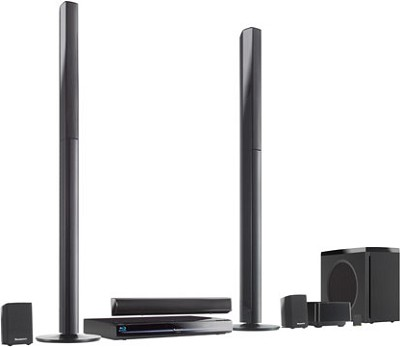 SC-BT730 Blu-ray Disc Home Theater System
