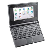 EEE PC 2G Surf (Black) [Linux operating system]
