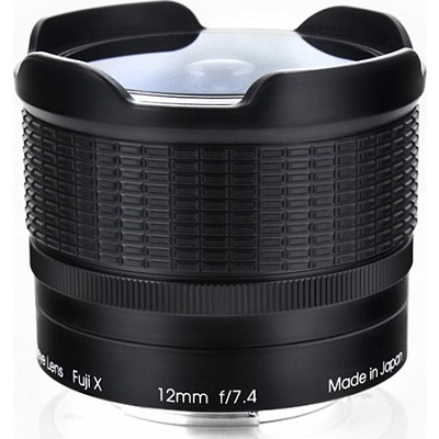 RMC 12mm Fisheye Lens For Fuji-X Mount