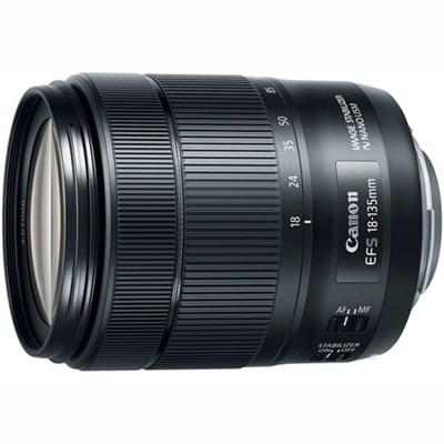 EF-S 18-135mm f/3.5-5.6 IS USM Lens - Authorized USA Dealer Warranty Included