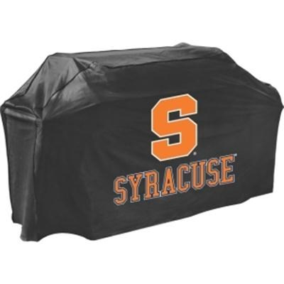 Syracuse Grill Cover in Black - 07733SYRGD