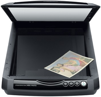Perfection 3490 Photo Scanner
