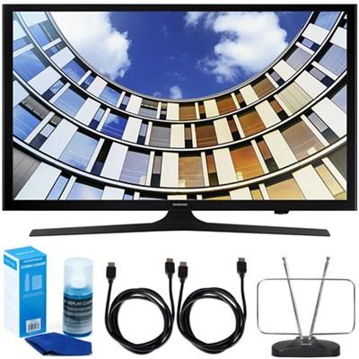 UN43M5300AFXZA 43` LED 1080p 5 Series Smart TV (2017 Model) w/ Accessory Bundle