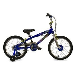Boy's Action Zone Bike (18-Inch Wheels)