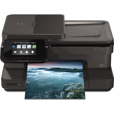 Photosmart 7520 e-All-In-One Printer - USED