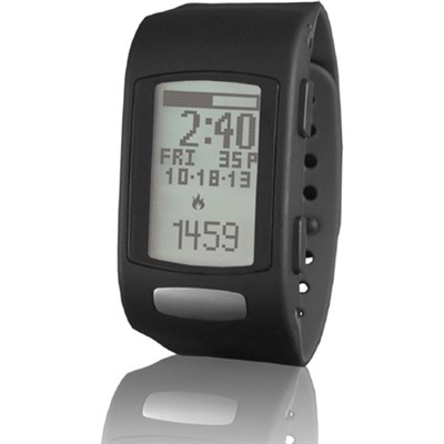Core C200 Heart Rate Monitor - Black/Charcoal(LTK7C2007) - OPEN BOX