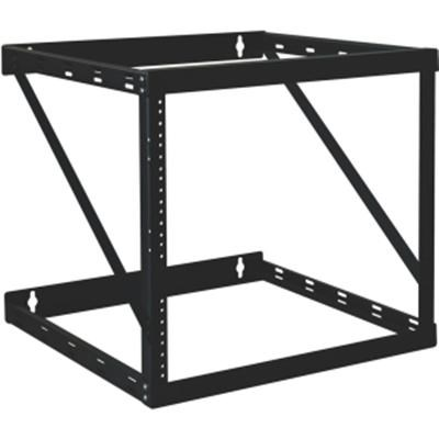 12U Wall Mount Open Frame Rack - SRWO12UHD