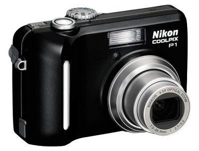 Coolpix P1 Digital Camera