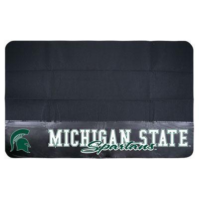 Backyard Basics Michigan State Spartans Grill Mat - 15034MICHSGD