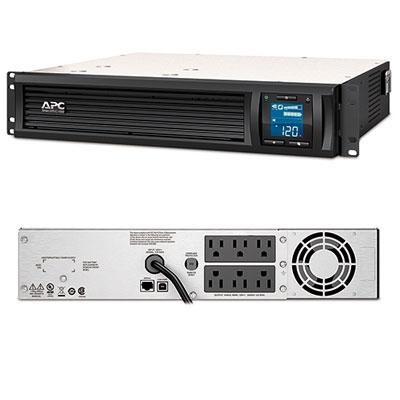 1500VA Smart UPS C 2U LCD