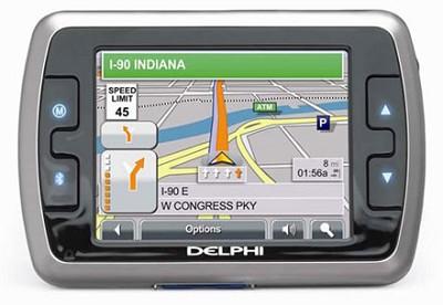 Nav300 Portable GPS Navigation