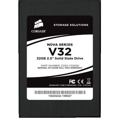 Nova Series V32 32GB 2.5` Solid-State Hard Drive