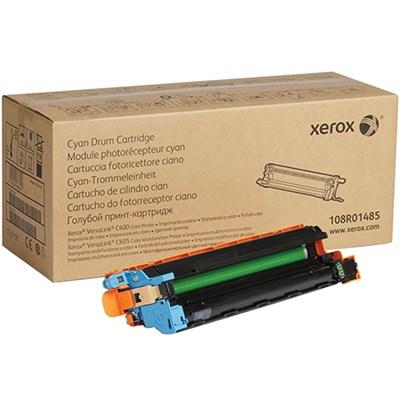 Cyan Drum Cartridge for VersaLink C600/C605 - 108R01485
