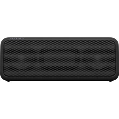 SRSXB3 Portable Bluetooth Wireless Speaker - Black - OPEN BOX