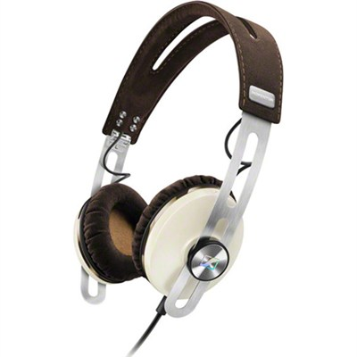 Momentum 2 On-Ear Headphones for Apple iOS Devices - Ivory