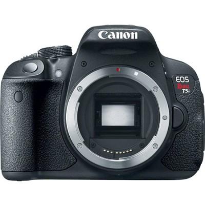 EOS Rebel T5i 18MP SLR Digital Camera Body