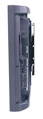 Flush (No Tilt) Wall Mount for Panasonic Plasma PD series
