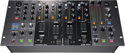 Professional Standard Mobile DJ Mixer (DJM-5000)