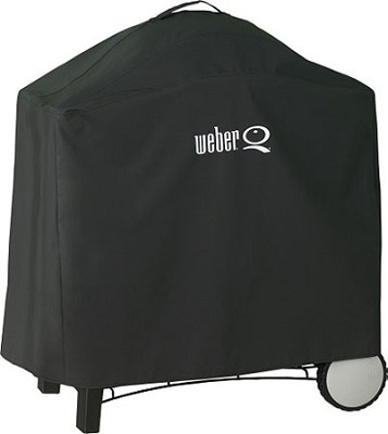 Premium Cover, Fits Weber Q-300 Grill - OPEN BOX