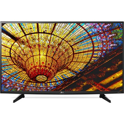 49UH6100 49-Inch UH6100 Series 4K UHD Smart TV with webOS 3.0