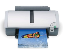 Desktop Photo Printer I860 (23 PPM, 4800x1200 DPI, Color, 42KB)