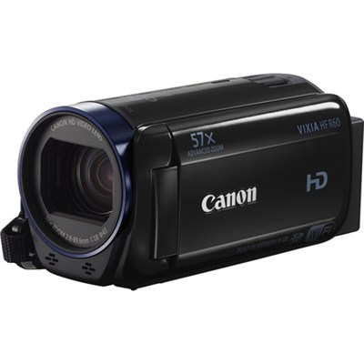 Vixia HF R60 High Definition Camcorder - OPEN BOX