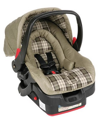 Deluxe Infant Car Seat (Bryant)