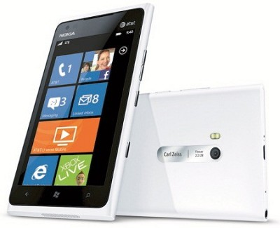 Lumia 900 16GB White Unlocked Smartphone 4G AT&T or any GSM